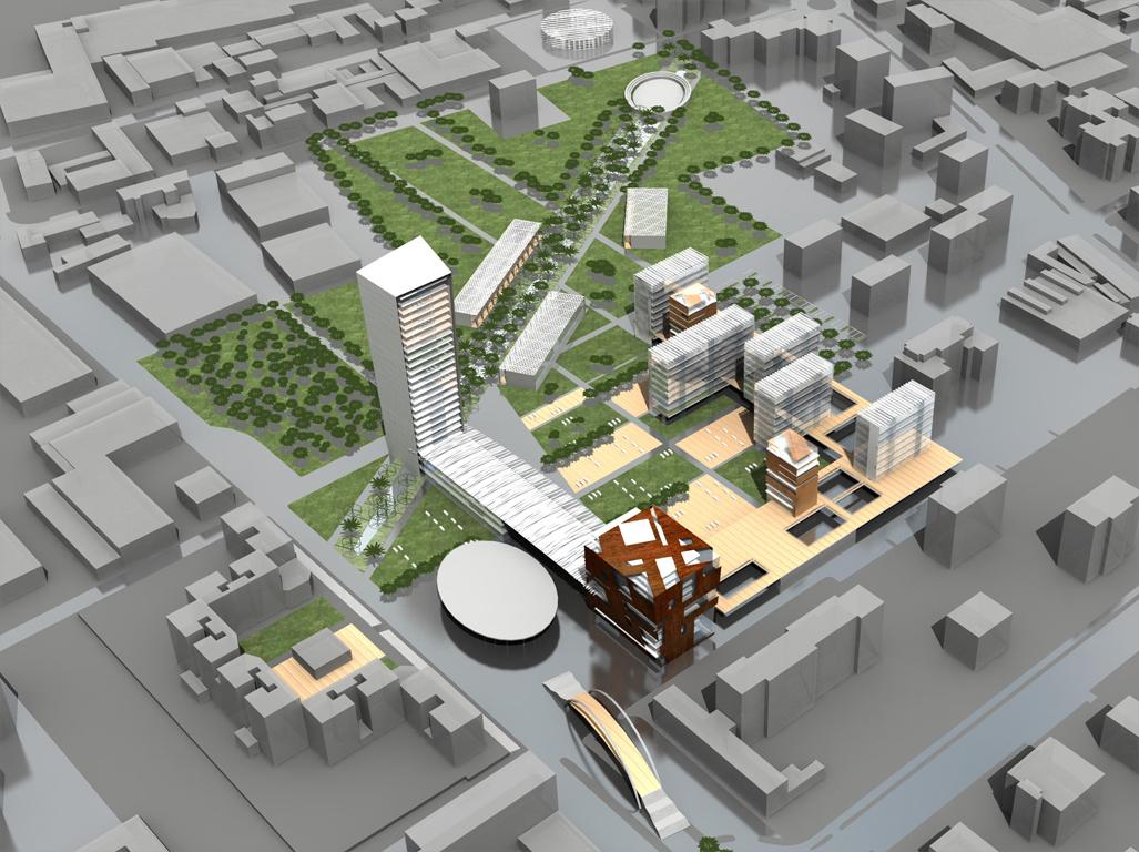 Master plan a buccinasco milano arch studio corapi for Master architettura